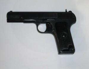 ARMYARMS.cz nabízí: Pistole TT33 50.roky 7,62mm