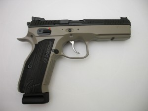 CZ Shadow 2 urban grey