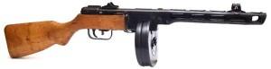 ARMYARMS.cz nabízí: PPSh-41 ZS 7,62mm