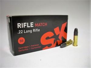 ARMYARMS.cz nabízí: LAPUA SK 22 LR RIFLE MATCH