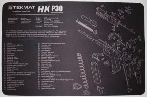 ARMYARMS.cz nabízí: TEKMAT HK - P30