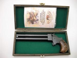 "ARMYARMS.cz nabízí: PERKUSNÍ DERRINGER .45 Great Gun 6"""