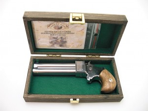 PERKUSNÍ DERRINGER 9mm Great Gun 3.5""