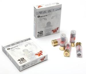 ARMYARMS.cz nabízí: YAS 12/70 Buck Shot 8,6mm střelivo