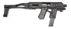 MICRO RONI CAA pro Glock 17