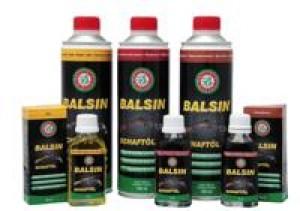 ARMYARMS.cz nabízí: Ballistol Balsin pažbový olej červeno hnědý