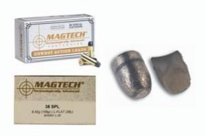 ARMYARMS.cz nabízí: Magtech .38SPL LFN 158gr Cowboy