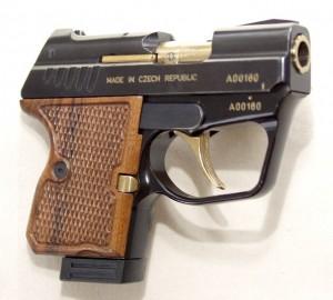 ARMYARMS.cz nabízí: KEVIN ZP98 mod. 706 9mm Browning