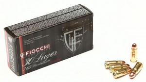 ARMYARMS.cz nabízí: Fiocchi 7,65 mm Parabellum