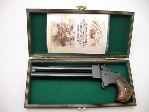 "ARMYARMS.cz nabízí: PERKUSNÍ DERRINGER .54 Great Gun 6"""