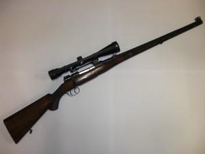 ARMYARMS.cz nabízí: Puška opakovací Mauser 98