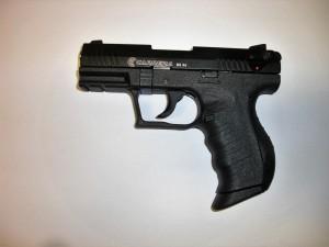 ARMYARMS.cz nabízí: Plynová pistole CARRERA RS34 9mm - černá