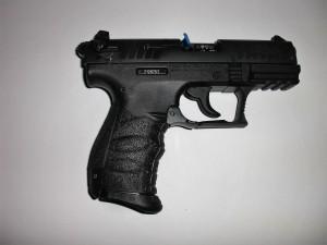 ARMYARMS.cz nabízí: Pistole Walther PPQ 22 LR