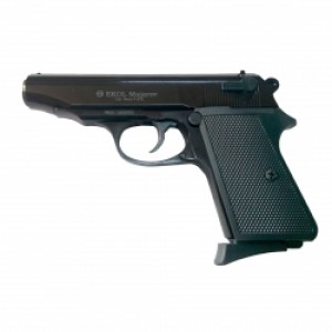 ARMYARMS.cz nabízí: Plynová pistole Ekol Majarov - černá