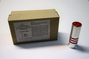 ČVDŠ krátký 26,5 mm - SIGNÁLNÍ STŘELIVO