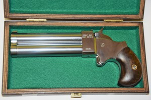 "ARMYARMS.cz nabízí: PERKUSNÍ DERRINGER .54 Great Gun 4,5"""