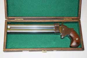 "ARMYARMS.cz nabízí: PERKUSNÍ DERRINGER .54 Great Gun 7"""