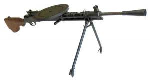 ARMYARMS.cz nabízí: DP- SEMI(DP27)samonabíjecí puška