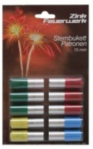 Světlice Sternbukett set 10ks
