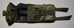 ARMYARMS.cz nabízí: Pouzdro na 3 zásobníky SA 58 k NPP-2006 VZ.95