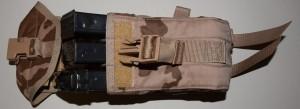 Pouzdro na 3 zásobníky SA 58 k NPP-2006 VZ.95 béžový