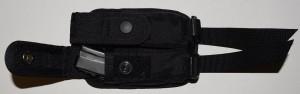 Pouzdro na 2 zásobníky SA 61 VZVP-2006 černá
