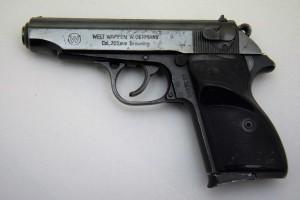 ARMYARMS.cz nabízí: WELT WAFFEN WEST GERMANY mod. PP