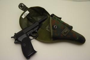 ARMYARMS.cz nabízí: WALTHER P1