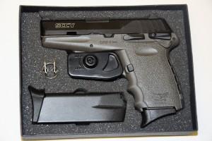 Pistole samonabíjecí SCCY CPX-1