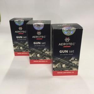 ARMYARMS.cz nabízí: AEROTEC® GUN Set