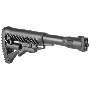 ARMYARMS.cz nabízí: Sklopná pažba FabDefense M4 pro Sa 58