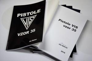 ARMYARMS.cz nabízí: Pistole VIS vz.35 (Ing.Jan Balcar)