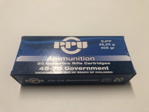 PPU 45-70 Government
