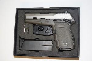 ARMYARMS.cz nabízí: Pistole samonabíjecí SCCY CPX-1 - KOMISE