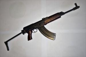 Samonabíjecí puška PA 580 +zásobník navíc