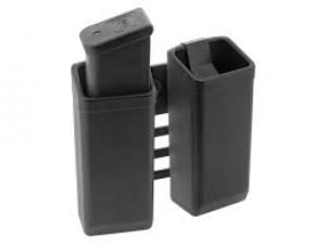 Dvojité rotační pouzdro pro dva zásobníky 9mm MOLLE
