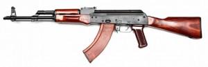 AKM samonabíjecí puška