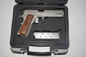 SIG SAUER 1911 Stainless Target r. 45 Auto