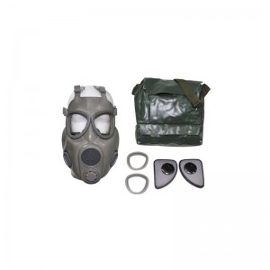 ARMYARMS.cz nabízí: Maska plynová AČR typ M10 + brašna