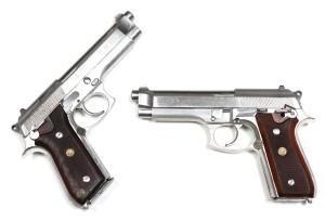 ARMYARMS.cz nabízí: Taurus PT92 AFS INOX pistole