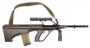 ARMYARMS.cz nabízí: AUG SEMI 5,56mm