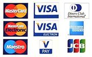 možnost platby kartou